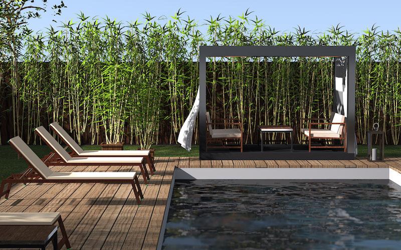 Projet aménagement extérieur – Ka Design d\'espace